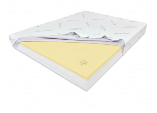 Saltea memory 3 cm, 15+3+1, Lavanda Therapy , Dolce Dormire, Diamante 3k, clasa A, 90 x 190