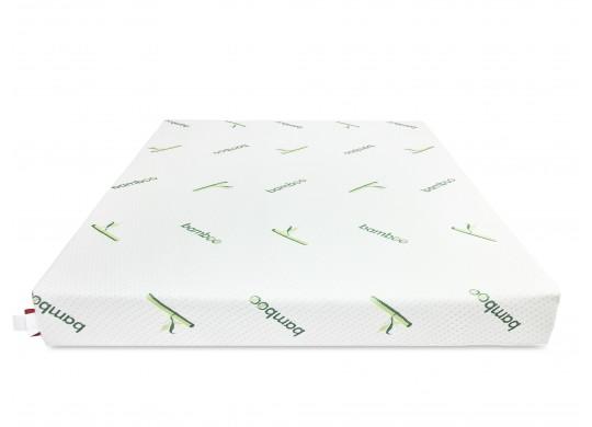 Saltea memory 5 cm, 15+5, Bio Bamboo, 80x190, Dolce Dormire Diamante 5K clasa A